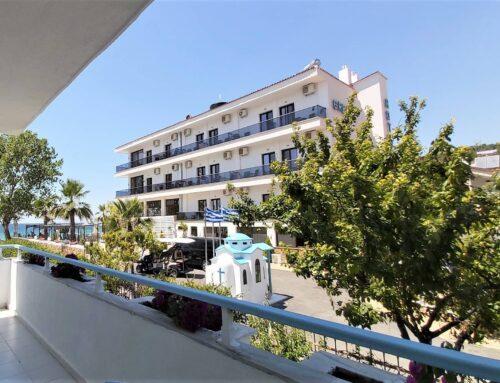Greek Pride Evlogia Seaside